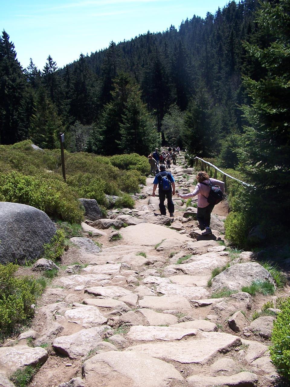 Brocken Wanderungen Die Sechs Schönsten Touren Zum Harzer Blocksberg Gps Wanderatlas