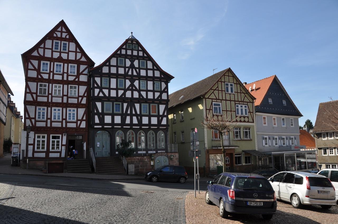 Wetter Einhausen Hessen
